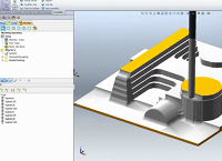 CNC for SolidWorks 2016