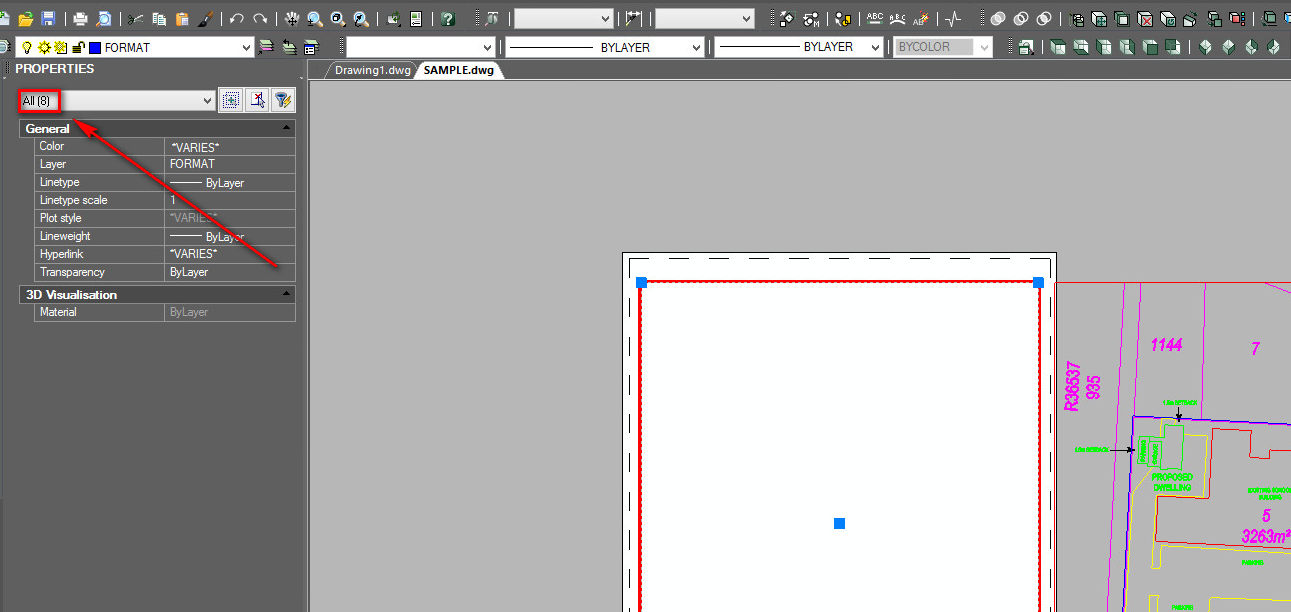 ROTATE VIEW IN PAPER SPACE - CAD Forum