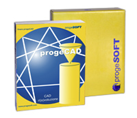 ProgeCAD 2009 Professional 9.0.20.2 - the State of the Art of 2D/3D DWG and DXF CAD