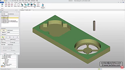 2.5 axis cnc milling software